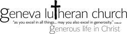 Geneva Lutheran Church